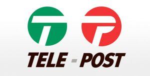 Tele-post logo